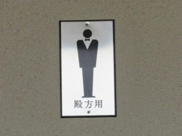 【トイレマーク No.0008】婦人のくびれが見事です