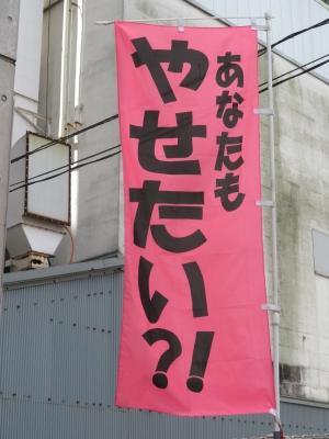【おもしろのぼり No.0003】無性にイラッとするのぼり